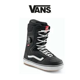 VANS バンズ INVADO OG 20-21 スノーボード ブーツ ハイブリッド 紐 ボア BOA BLACK/WHITE 26.5cm 27cm