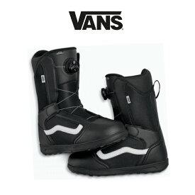 VANS バンズ AURA LINERLESS 20-21 スノーボード ブーツ ボア BOA BLACK/WHITE20 26cm 27cm