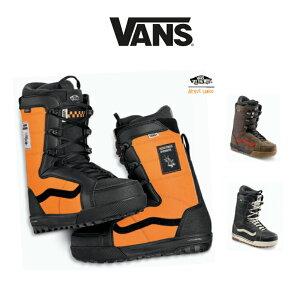 VANS バンズ HI-STANDARD PRO ハイスタンダード プロ 20-21 スノーボード ブーツ クラシック 紐 BLACK/CLASSIC WHITE CANTEEN/RED 26.5cm 27cm 27.5cm