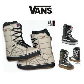 VANS バンズ HI-STANDARD OG ハイスタンダード オージー 20-21 スノーボード ブーツ クラシック 紐 MOONBEAM/BLACK BLACK/WHITE CAMO/CHECKERBOARD 26cm 26.5cm 27cm 27.5cm
