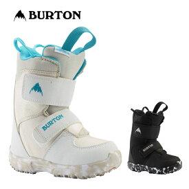 BURTON バートン MINI GROM キッズ 子供 19-20 ミニ グロム ベルクロ スノーボード ブーツ マジックテープ