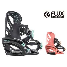 FLUX フラックス GU ジーユー レディース 19-20 スノーボード ビンディング バインディング