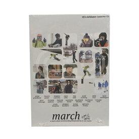 MARCH スノーボード フリースタイル スロープ パーク エアーブラスター AIRBLASTER DVD