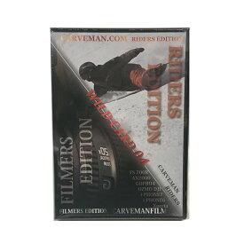CARVEMAN WILD CARD 4 スノーボード カービング テクニカル カーブマン DVD