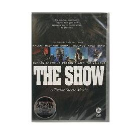 THE SHOW & THE BOTTME LINE 2枚組 DVD サーフィン サーフボード ムービー