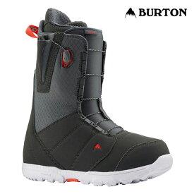 BURTON バートン Moto SPEEDZONE メンズ 19-20 モト スピードゾーン スノーボード ブーツ GRAY/RED 24.0cm 29.0cm