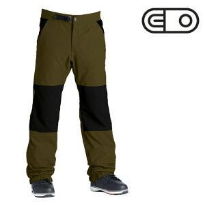 AIRBLASTER エアーブラスター Elastic Boss Pant エラスティック ボス パンツ メンズ 21-22 スキー スノーボード ウェア パンツ Dark Olive Lサイズ
