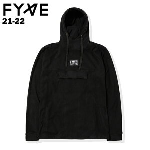FYVE ファイブ All Mountain Jacket オールマウンテンジャケット メンズ レディース ユニセックス 21-22 スノーボード ウェア ジャケット Black Lサイズ