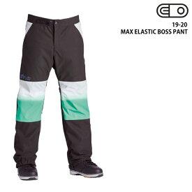 AIRBLASTER エアーブラスター MAX ELASTIC BOSS PANT エラスティック ボス メンズ 19-20 スノーボード ウェア パンツ Olive Mサイズ