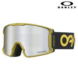 OAKLEY オークリー Line Miner ラインマイナー メンズ レディース 19-20 スキー スノーボード ゴーグル 眼鏡対応 Prizm Black Iridium