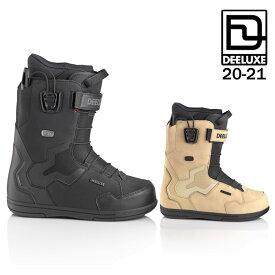 DEELUXE ディーラックス ID TF  アイディー ティーエフ メンズ 20-21 スノーボード ブーツ サーモインナー 熱成型 BLACK SAND