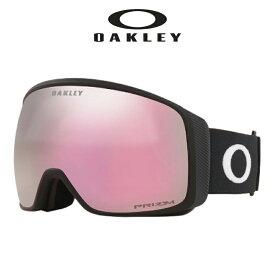OAKLEY オークリー FLIGHT TRACKER XL フライトトラッカーエックスエル メンズ レディース 20-21 スキー スノーボード ゴーグル 眼鏡対応 LARGE FIT ラージフィット MATTE BLACK Prizm™ Hi Pink Iridium®