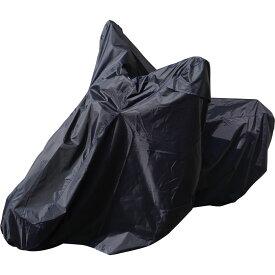 ヤマハ ドラッグスター400/1100 溶けないバイクカバー 6Lサイズ 厚手 耐熱・防水・盗難防止 オックス300D採用
