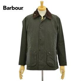 バーブァー ビデイル スリムフィット オイルクロス ジャケット MWX0318 SAGE Barbour MEN'S BEDALE SLIM FIT JACKET