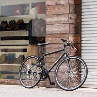 クロスバイク自転車自転車通販人気700cシマノ6段変速TR-C7003TRAILERユニセックスモデル
