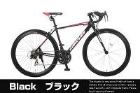 【送料無料】ロードバイク自転車700cシマノ21段変速軽量アルミエアロチューブCANOVERカノーバーCAR-015UARNOS(ウラノス)CAR-015-CCUARNOS