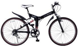 折りたたみ自転車 26インチ マウンテンバイク 6段変速 M-671 マイパラス My Pallas