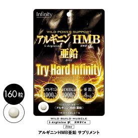 訳あり【2個セット】 アルギニン HMB 亜鉛 サプリメント 筋トレ サプリ
