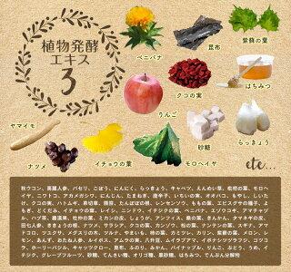 ドリンク生酵素(分包)スティックタイプ【美味しい生酵素15g×30包】ダイエット美容