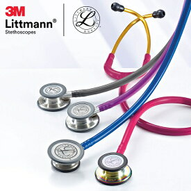 3Mリットマン・クラシックIIIステソスコープ[医療 ナース 看護 介護 LITTMANN 聴診器 ダブル型] 9152220 305382