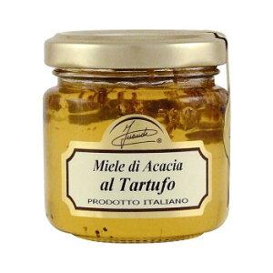 同梱・代引不可イタリア INAUDI社 イナウディ 白トリュフ入り蜂蜜 120g T3