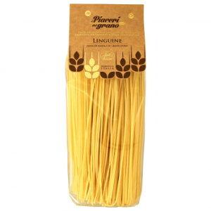 同梱・代引不可イタリア INAUDI社 イナウディ ゆっくり乾燥リングイネ 500g×12個 PA2