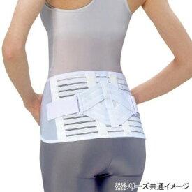 中山式 腰椎医学(R) コルセット 滑車式標準タイプ 白 3Lサイズ腰 固定 手洗い可