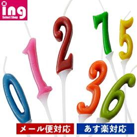 【セット販売】 KAMEYAMA カメヤマキャンドルハウス BCC ナンバーキャンドル ミニ 全10種セット 0番/1番/2番/3番/4番/5番/6番/7番/8番/9番