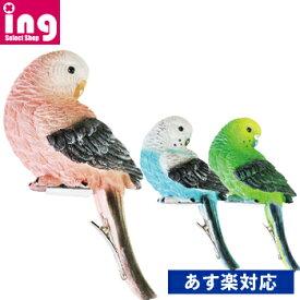 magnet マグネット PARAKEET CLIP パラキート クリップ PINK ピンク/BLUE ブルー/GREEN グリーン