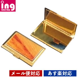 KOA BUSINESS CARD HOLDER コア 名刺入れ WO-KBC-GD