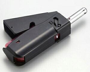 【在庫限り】軽着火(かるちゃっか)ライター補助具 AFL-04握るだけで固いライターも着火 握力の弱い方にも楽に使える※ライターは含まれません