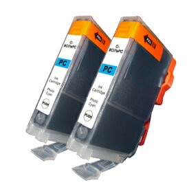 【永久保証】 BCI-7ePC フォトシアン2個 【互換インクカートリッジ】 キヤノン用 【キャノン インク】 BCI-7e Canon PIXUS iP9910 iP8600 iP8100 iP7500 iP7100 iP6700D iP6600D iP6100D iP5200R iP4500 iP4300 iP4200 iP3500 iP3300 iX5500 Pro9000 Mark II Pro9000