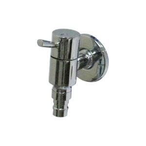 壁付単水栓(洗濯機用・洗面ボウル・洗面台・蛇口) 8107