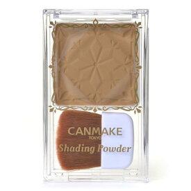 CANMAKE キャンメイク シェーディングパウダー 03 ハニーラスクブラウン フェイスカラー