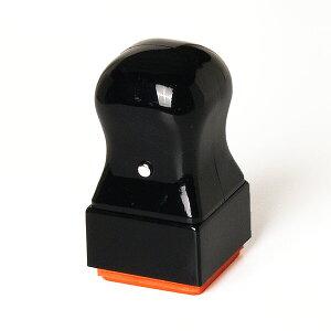 先生印(資格印・職印・士業印)角印[水牛調ゴム印・赤ゴム]10号・印面約30x30mm