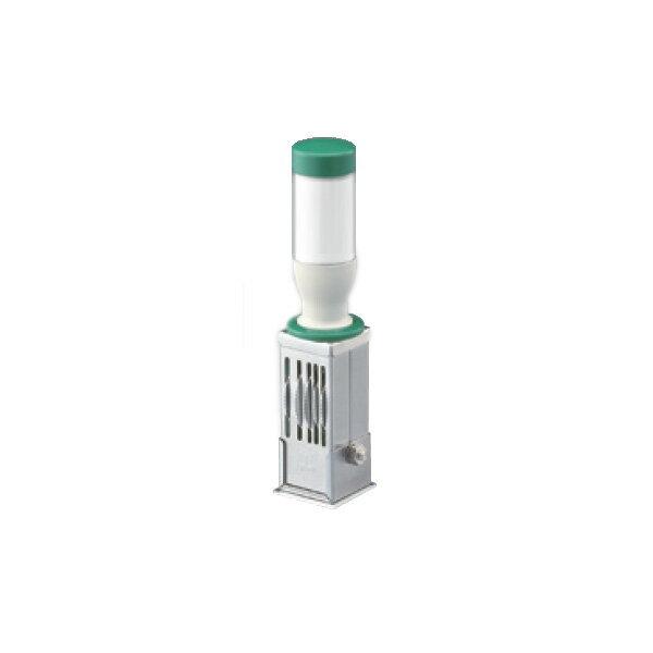 サンビー・テクノタッチデーター・CR型[TR-CRKK15]・日付印/受領印[本西暦4桁]角型・15角(15x15mm)