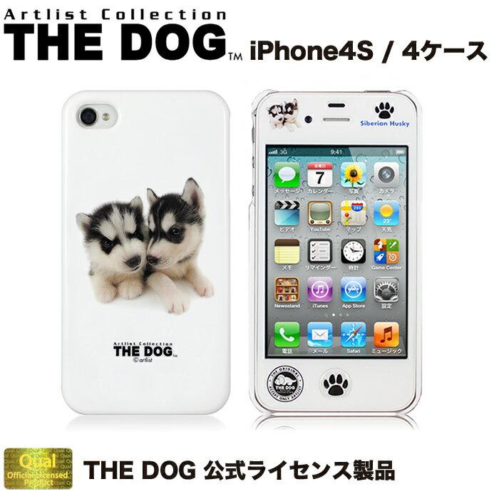 iPhone4S ケース / iPhone4S いぬ 【THE DOG 公式ライセンス製品】 THE DOG iPhone 4S/4 case【宅配便送料無料】(スマートフォン/iPhoneケース/楽天/通販)
