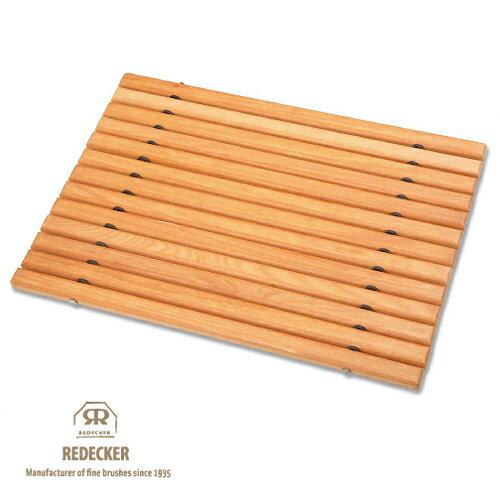 REDECKER レデッカー 天然木のバスマット