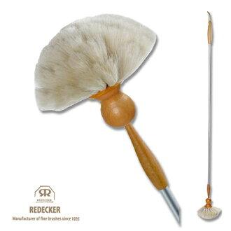 [雷德克纳和迪克,时尚的鸡毛掸子 120 厘米长 (羊毛)
