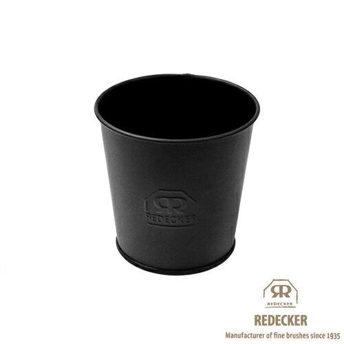 REDECKER レデッカー ブリキの小物入れ(Mug-Black)