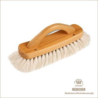 [雷德克纳和迪克,罕见用牦牛毛 ! 鞋刷 (为发光) 的