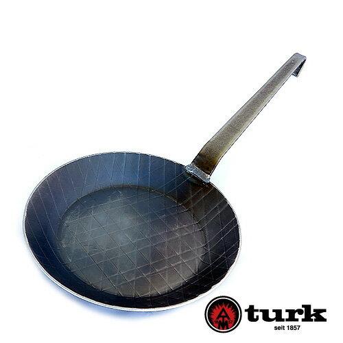 [turk/ターク]鉄製フライパン 24cm ロースト用[ドイツ製 調理器具 キッチン用品]