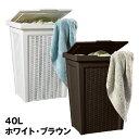 【送料無料】ランドリーバスケット【KETER ランドリーバッグ 洗濯カゴ 洗濯かご 洗濯物入れ 脱衣かご ランドリー収納 …