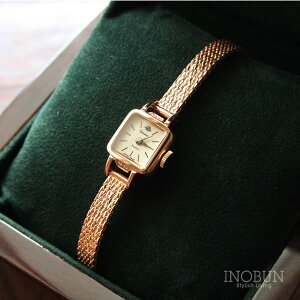 ロゼモン腕時計MilaneseSeriesRosemontRS#5-05MTピンクゴールド§§