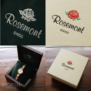 ロゼモン腕時計MilaneseSeriesRosemontRS#5-05MTピンクゴールド
