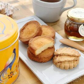 フランス産 ガレット・バタービスケット オワゾー缶 クッキー ル・ブルターニュ ギフト 手土産 お返し