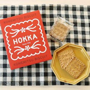 hokka米蜜ビスケットギフト缶12枚入りホッカ卵・乳不使用