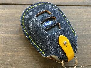 スバル デニム仕様キーウェアジャケット type-A インプレッサ フォレスター レガシー レヴォーグ BRZ WRX S4 XV ギフト プレゼント