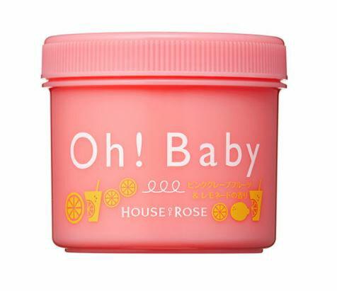 【ハウスオブローゼ】ボディ スム−ザー PL(ピンクグレープフルーツ&レモネードの香り)350g【HOUSE OF ROSE】【楽ギフ_包装】