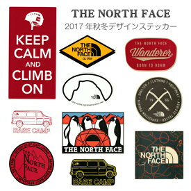 【THE NORTH FACE】ノースフェイス NN31710・TNF プリントステッカー・ロゴステッカーザ ノースフェイス シール TNF print sticker アウトドア/キャンプ/登山/シール